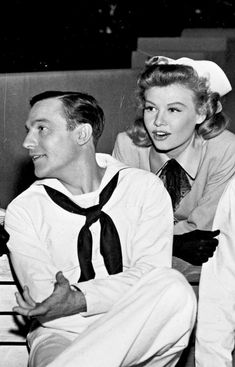 In Love With the Classics • goldenageestate:   Gene Kelly & Vera-Ellen ~ On...
