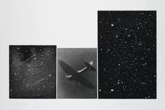 Vija Celmins, Concentric Bearings C, 1984 (aquatint, photo-etching and mezzotint)