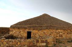 Ruinas de numancia in Soria. Rspañs