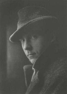 Edward Weston -Self-portrait