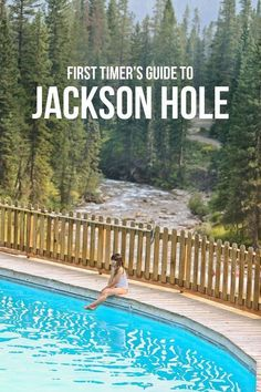 First Timers Guide to Jackson Hole Wyoming - Best Jackson Hole Activities for Summer and Winter // Local Adventurer #thatswy #wyoming #wy #usa #travel #outdoors #hiking #adventure #hotspring #jacksonhole