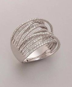 925 sterling silver cocktail party ring