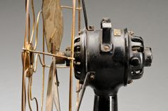 What a beautiful detailshot from an old AEG ventilator from 1910. Only/Once – www.onlyonceshop.com