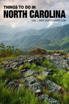 Wondering what to do in North Carolina? This travel guide will show you the top attractions, best activities, places to visit & fun things to do in North Carolina. Start planning your itinerary & bucket list now! #northcarolina #thingstodoinNC #usatravel #usatrip #usaroadtrip #travelusa #ustravel #ustraveldestinations #americatravel #travelamerica #vacationusa South America Destinations, Us Travel Destinations, North Carolina Attractions, Us Road Trip, Best Hikes, United States Travel, Vacation Spots, Where To Go, Cool Places To Visit