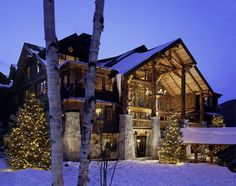 Whiteface Lodge: A Majestic Resort