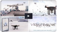 """Check out my @Behance project: """"Drones - Technology (After Effects project)"""" https://www.behance.net/gallery/65016061/Drones-Technology-(After-Effects-project)"""