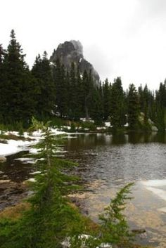 Cathedral Rock, Alpine Lakes Wilderness