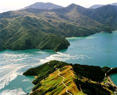 French Pass, The South Island, New Zealand