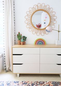 Fun mirror for kids   Find more adorable kids' bedroom mirror with Circu Magical Furniture. See more: CIRCU.NET