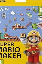 Nintendo Super Mario Maker on Nintendo Wii U Build and Rebuild the Mushroom KingdomFor the first time ever anyone can create 2D Mario levels using Wii U GamePad controller. Making courses is easy. Players use the GamePad touch screen to easily d http://www.comparestoreprices.co.uk/nintendo-wii-games/nintendo-super-mario-maker-on-nintendo-wii-u.asp