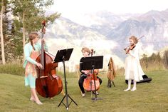 #entertainment  Photography: Paige Elizabeth Photography - paigeelizabeth.net  Read More: http://www.stylemepretty.com/2014/04/14/mountain-elegance-at-telluride-ski-resort/