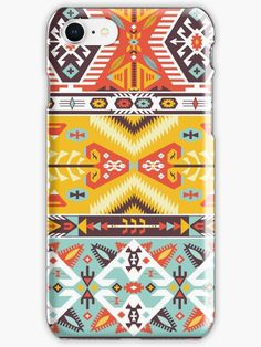 Ethnic Pattern 121 • Also buy this artwork on phone cases, apparel, home decor und more.