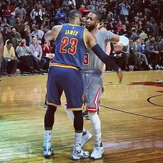 Always Special!! My Dogg @dwyanewade. #YouCouldNeverUnderstand #Brotherhood👊