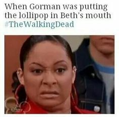 The Walking Dead funny meme Walking Dead Funny, Walking Dead Zombies, Fear The Walking Dead, Twd Memes, Talking To The Dead, Dead Inside, Stuff And Thangs, Daryl Dixon, Best Shows Ever