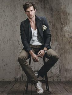 My current Christian Grey... Andrew Cooper.