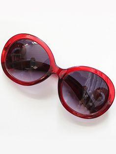 8$  Buy here - http://dit6b.justgood.pw/go.php?t=478 - Purple Lenses Red Sleek Sunglasses
