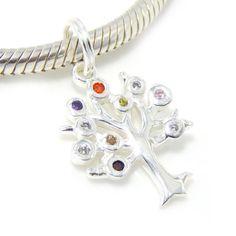 "Pro Jewelry .925 Sterling Silver Dangling ""Cubic Zirconia Family Tree"" Charm Pendant Bead for Snake Chain Charm Bracelet 2402 SR JB Pro Jewelry http://www.amazon.com/dp/B00I5PQY98/ref=cm_sw_r_pi_dp_Zo2Rtb01175AF47Q"