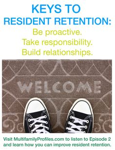 keys to resident retention be proactive take responsibility build relationships apartment marketing