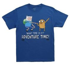 Adventure Time Standing fist pound
