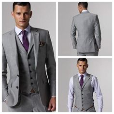 I found some amazing stuff, open it to learn more! Don't wait:https://m.dhgate.com/product/high-quality-light-grey-groom-tuxedos-groomsmen/168757529.html