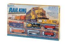 HO Train Set New In Box - $79 (High Ridge, MO. 63049)