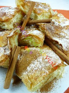 My Recipes, Healthy Recipes, Healthy Food, French Toast, Deserts, Breakfast, Cakes, Greece, Healthy Foods