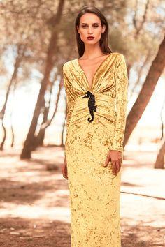 2defa5f4a Las 33 mejores imágenes de Vestidos largos Otoño Invierno