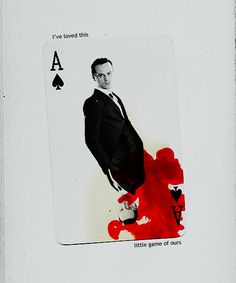 I need a Sherlock deck of cards...