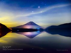 Fuji seen in the Hubble Space Telescope by Takashi-LgendFuji LandScapes Photography #InfluentialLime