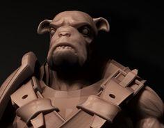 "Check out new work on my @Behance portfolio: ""Dog gladiator."" http://be.net/gallery/47283701/Dog-gladiator"
