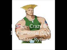 Mr.Truth - Crazy Bitch Instrumental (Street Fighter Rhythm)