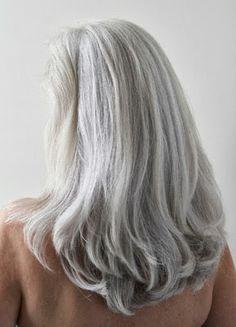Lemonade Makin' Mama: Into the gray... (hair, that is.)