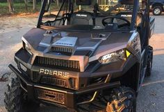 New 2017 Polaris Ranger XP® 1000 EPS ATVs For Sale in South Carolina. Nara Bronze World's Most Powerful UTV with 80 HP Adjustable Smooth Riding Suspension and Class Exclusive Throttle Control Modes Industry Exclusive Pro-Fit Cab Integration and Hundreds of Accessories