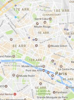 Best Google Map Oddities Images On Pinterest Street View Maps - Paris france google maps