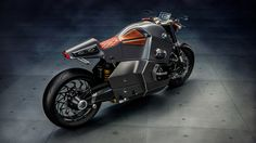 BMW urban racer future bike wallpaper