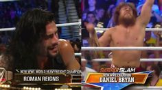 Watch Roman Reigns' And Daniel Bryan's WWE Title Wins Side By Side In This Mashup Video