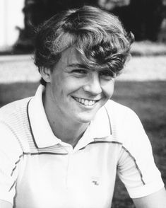 Dutch Prince Friso at age 17 poses in The Hague, Netherlands on 29 May 1986