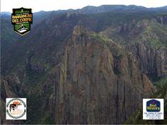 """INFORMACIÓN BARRANCAS DEL COBRE te dice  visita la Barranca de Candameña que También forma parte del Parque Nacional """"Cascada de Baseaseachi"""", en donde se conserva una gran riqueza de flora y fauna. www.chihuahua.gob.mx/turismoweb"""