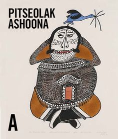 Pitseolak Ashoona Life and Work. Downloadable Ebook from Art Canada Institute