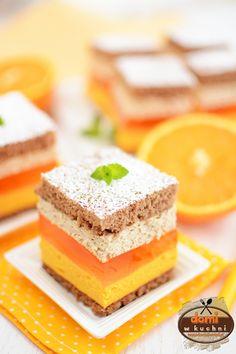 Ciasto pomarańczowo-kawowe | Domi w kuchni