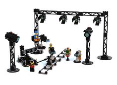 Make Any Set a Movie This set can transformany other preexisting set into a movie set. This set is inspired by the Lego City Studio videos on the Lego website.  The only th...