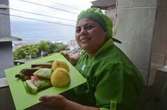 Os participantes das aulas aprendem a usar cascas, talos e sementes, partes normalmente descartadas, na preparação de receitas.