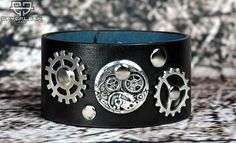 Cryoflesh.com Industrial Gear Bracelet