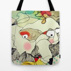 Buy Monsieur Oscar by sylvie demers as a high quality Tote Bag. Worldwide shipping available at Society6.com. Just one of millions of products available.