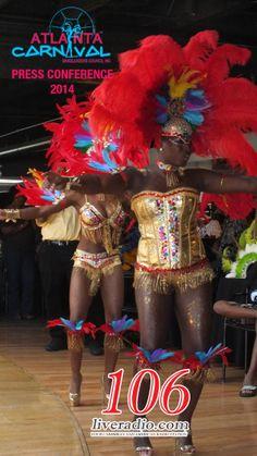 Atlanta Carnival Press Conference (A.C.B.C.) Photos by 106liveradio.com