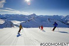 Skieen in de buitenlucht, ultiem gevoel van vrijheid en alles even laten voor wat het is. #Godmoment