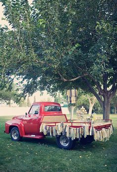 Dessert Table On A Truck - Guest Feature