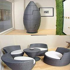 20 of the World's Strangest Chairs (cool chairs) - ODDEE
