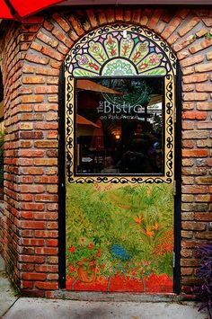 Bistro, Winter Park by Marco & Laia, via Flickr