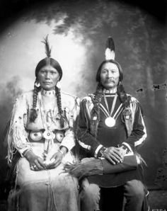 Buckskin Charlie and To-Wee, Native Americans (Ute) Native American Pictures, Native American Clothing, Native American Beauty, Indian Pictures, Native American Tribes, American Indian Art, Native American History, Sioux, Navajo